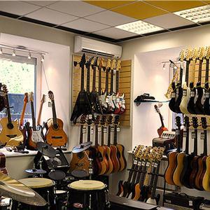 Музыкальные магазины Красково