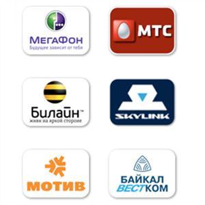 Операторы сотовой связи Красково