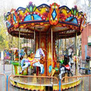 Парки культуры и отдыха Красково
