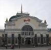 Железнодорожные вокзалы в Красково