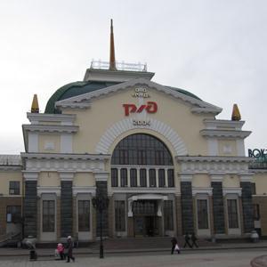 Железнодорожные вокзалы Красково